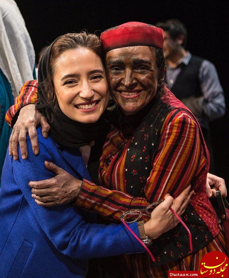 www.dustaan.com دو بازیگر دوست داشتنی سینما در یک قاب! +عکس