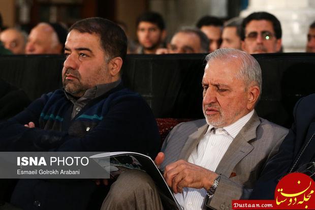 www.dustaan.com چهره های حاضر در مراسم سالگرد درگذشت آیت الله هاشمی +تصاویر