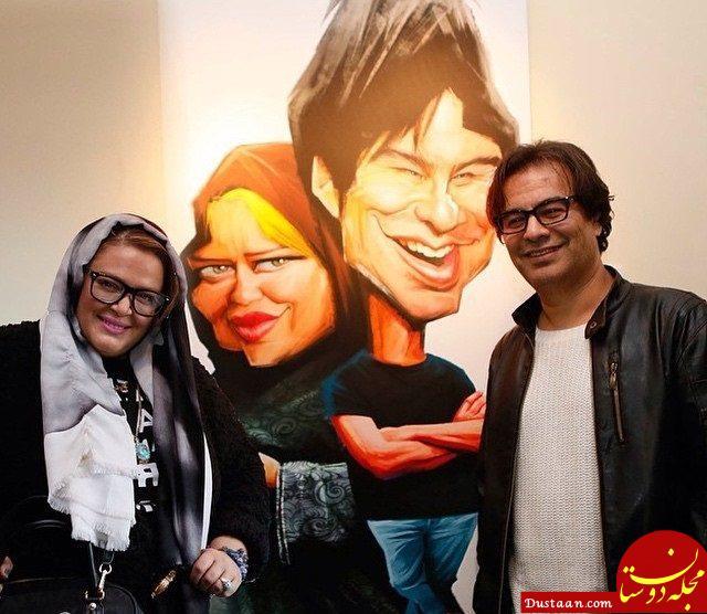 www.dustaan.com طلاق های جنجالی بازیگران مشهور سینمای ایران +تصاویر