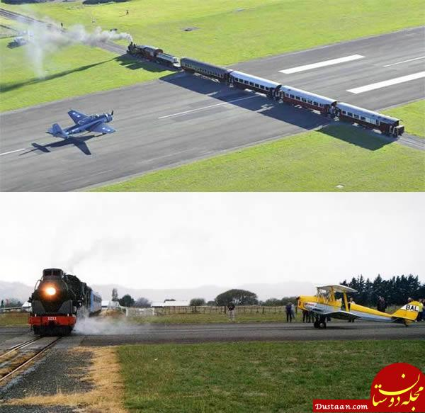 www.dustaan.com خطرناک ترین فرودگاه جهان در نیوزلند! +عکس