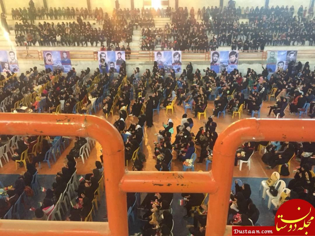 www.dustaan.com تصاویر: هنرمندانی که کودکان زلزله زده کرمانشاه را شاد کردند