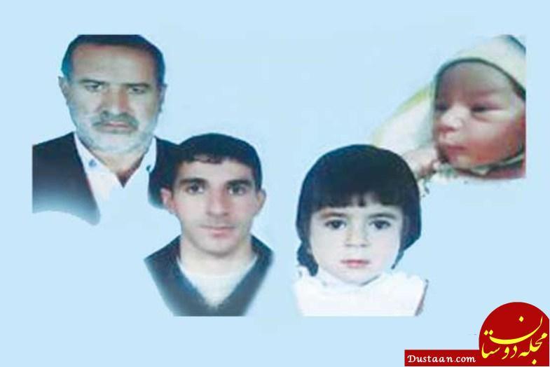 www.dustaan.com مردی که 7 نفر را به گلوله بسته بود در ملا عام اعدام شد +تصاویر