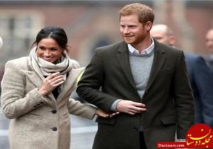 www.dustaan.com مراسم ازدواج سلطنتی پرنس هری و مگان مارکل بدون ترامپ