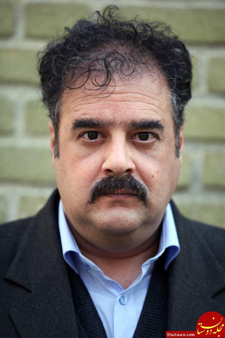 www.dustaan.com گریم دیدنی هومن برق نورد در «به وقت خماری» +عکس