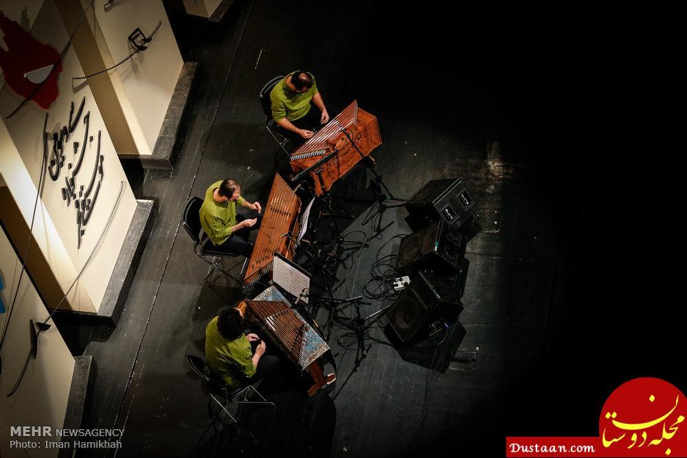 www.dustaan.com حواشی و تصاویر سومین روز جشنواره موسیقی فجر