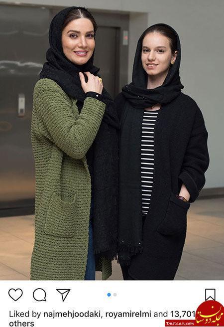 www.dustaan.com تصاویری جالب و دیدنی از بازیگران ایرانی در اینستاگرام «615»