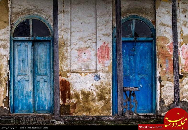 www.dustaan.com تصاویر: خانه تاریخی ساسانی در پونل