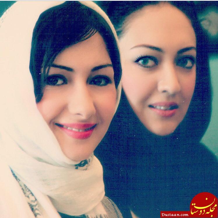 www.dustaan.com چهره متفاوت «هانیه توسلی» 13 سال پیش!