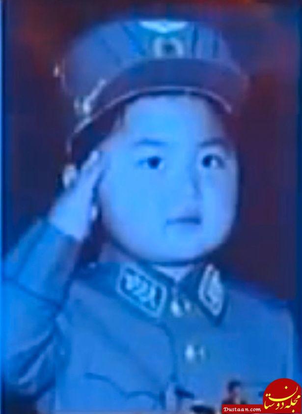 www.dustaan.com دانستنی هایی جالب از کودکی رهبر کره شمالی +عکس