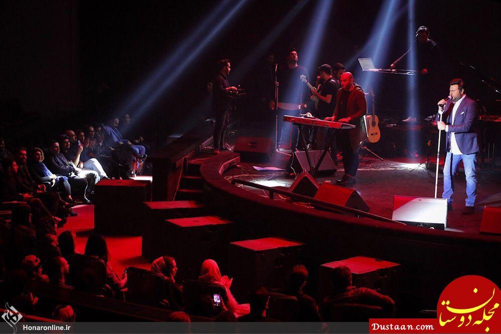 www.dustaan.com عکس ها و حواشی چهارمین روز جشنواره موسیقی فجر