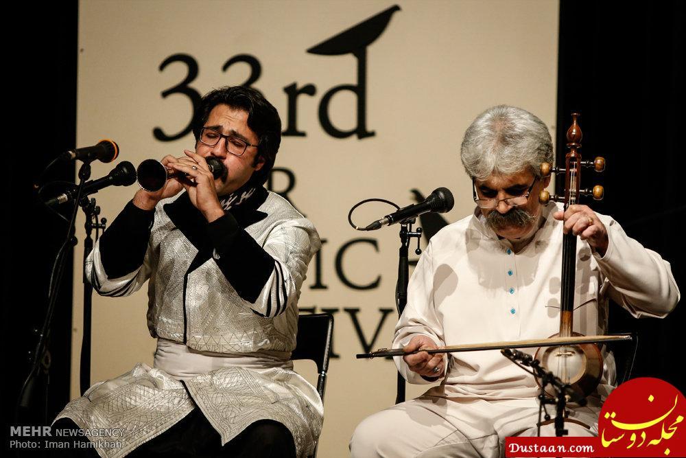 اخبار,اخبار فرهنگی, چهارمین روز جشنواره موسیقی فجر
