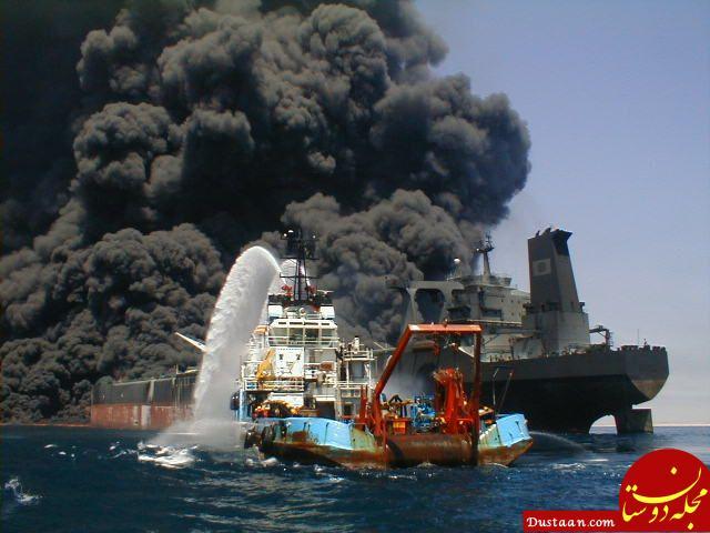 www.dustaan.com ناگفته هایی درخصوص حادثه تلخ سانچی؛ چرا چینی ها نجات یافتند؟