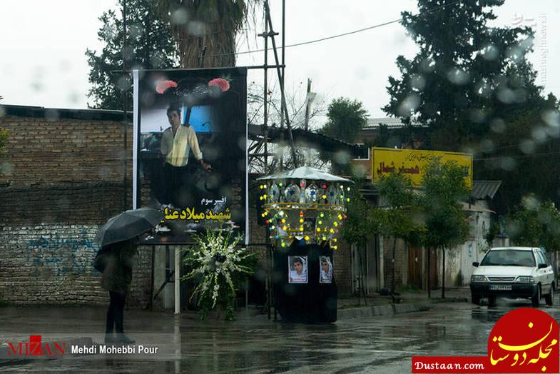 www.dustaan.com حجله ملوان جانباخته حادثه نفتکش سانچی +عکس