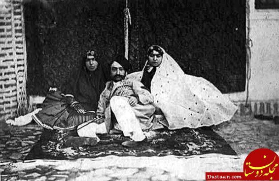 www.dustaan.com سرسره عجیب ناصرالدین شاه برای نزدیکی با زنان حرمسرا! +عکس