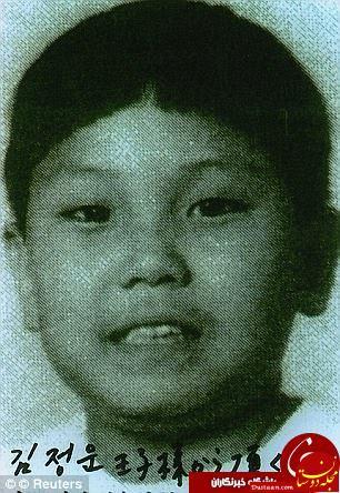 www.dustaan.com عکس های دیده نشده از رهبر کره شمالی در دوران مدرسه +تصاویر