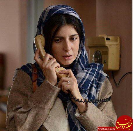 www.dustaan.com لیلا حاتمی در نمایی از فیلم سینمایی «بمب» +عکس