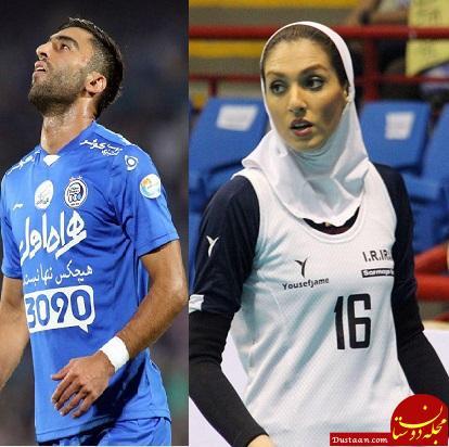 www.dustaan.com فدراسیون بلژیک با حجاب فرنوش شیخی موافقت کرد