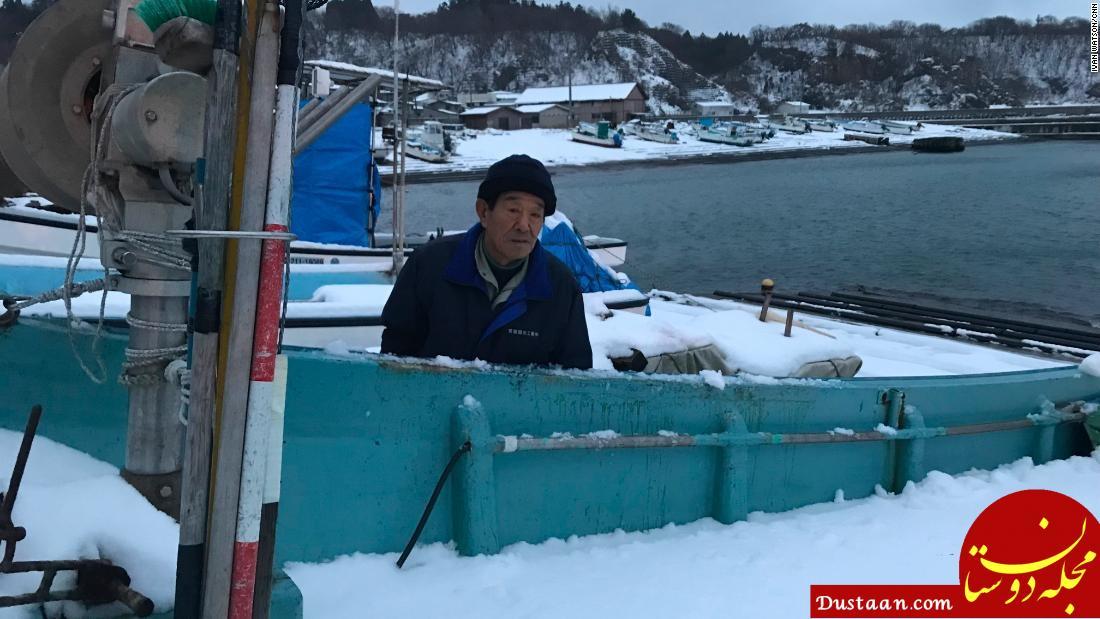 www.dustaan.com تصاویر:  پدیده ای مرموز به نام «قایق های اشباح» در آب های ژاپن