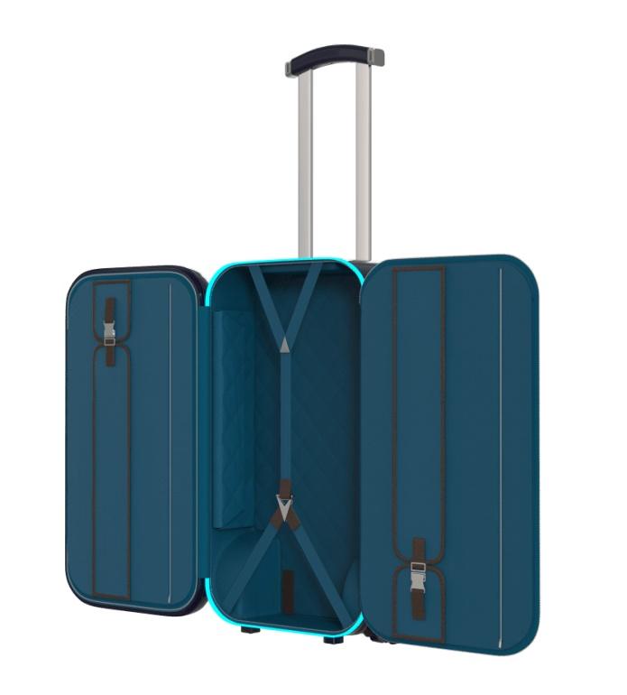 www.dustaan.com رونمایی از چمدان های هوشمند وفادار! +تصاویر