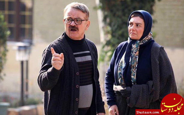 www.dustaan.com تیپ متفاوت هنگامه قاضیانی با چادر +عکس