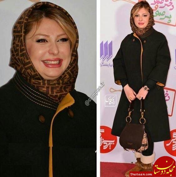 www.dustaan.com تیپ چند میلیونی «نیوشا ضیغمی»! +عکس