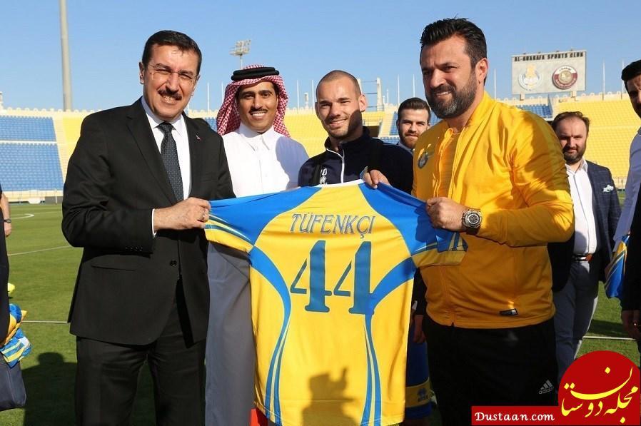 www.dustaan.com وزیر گمرکات و تجارت ترکیه هم تیمی افتخاری طارمی شد! +تصاویر