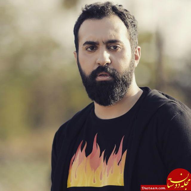 www.dustaan.com مهدی یراحی بهترین خواننده شد +عکس