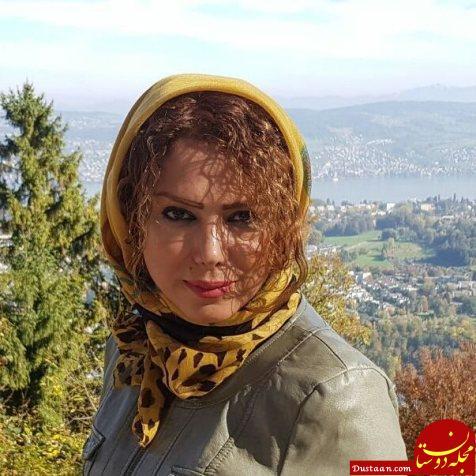 www.dustaan.com شراره درشتی همسر سابق رضا ژیان در سوئیس + تصاویر و بیوگرافی