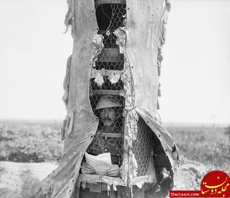 www.dustaan.com عکس های بسیار عجیب و باورنکردنی از جنگ جهانی!