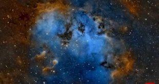 بچهقورباغههای آیسی ۴۱۰ در تصویر روز ناسا + عکس
