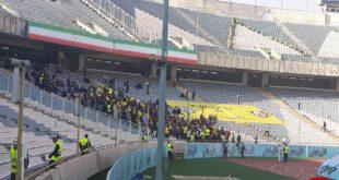 استقلال تهران ۱ - پارس جنوبی جم صفر + حاشیهها