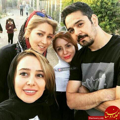 www.dustaan.com بیوگرافی الناز حبیبی مهمان امشب برنامه دورهمی +تصاویر