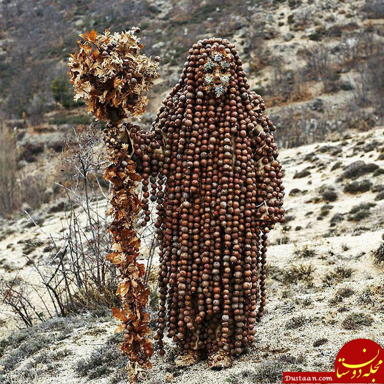 www.dustaan.com رسم عجیب بومیان غرب اسپانیا برای زیاد شدن محصولاتشان! +عکس