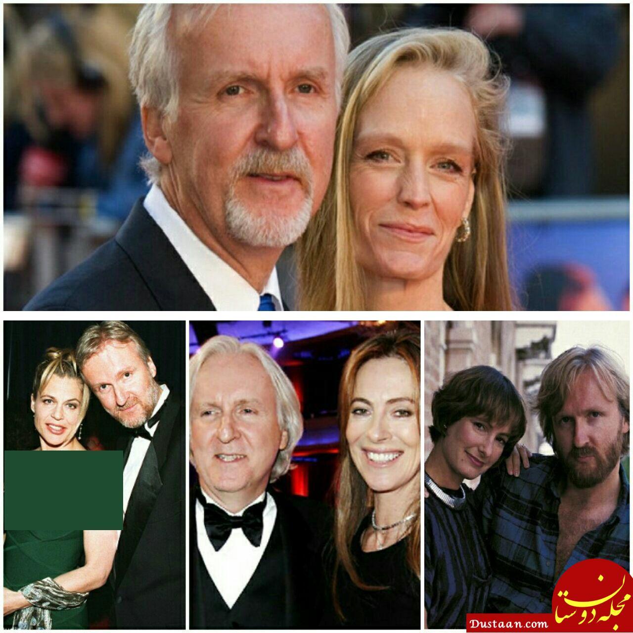 کارگردان مشهوری که 5 بار ازدواج کرده است! +عکس