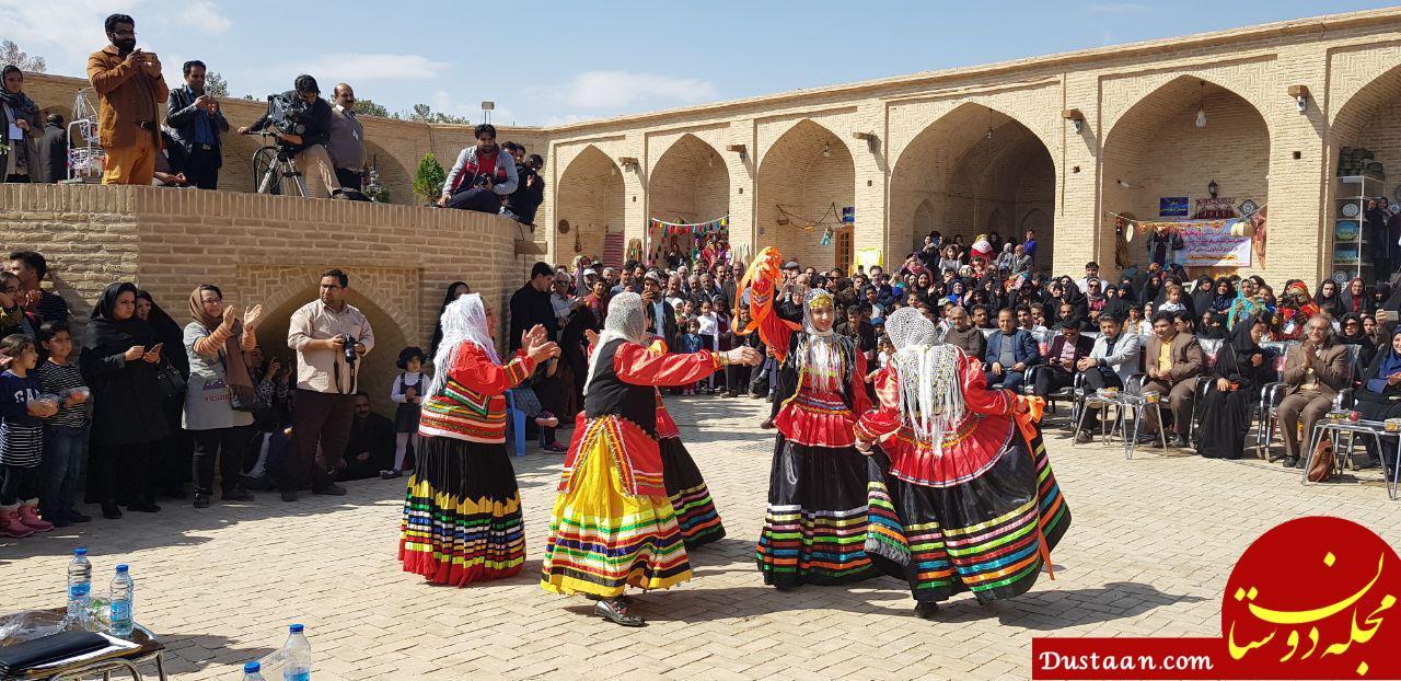www.dustaan.com جشنواره ملی بازی های بومی در میبد یزد +تصاویر