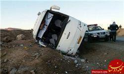 www.dustaan.com ۳ کشته و ۵ زخمی در ۲ حادثه اتوبوس های ولوو