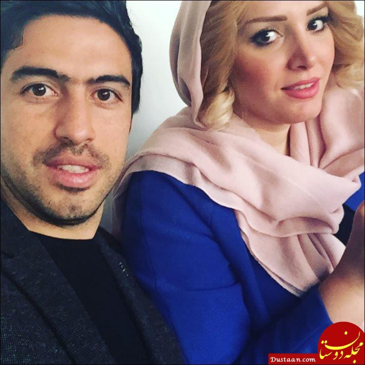 بیوگرافی و عکس های خسرو حیدری و همسرش لاله شفیع زاده