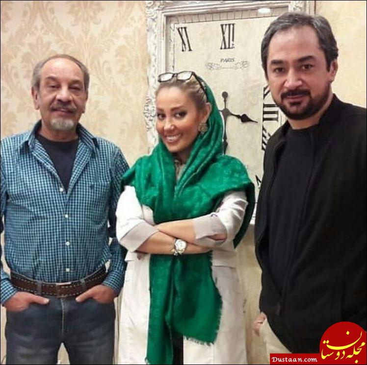 www.dustaan.com بیوگرافی و عکس های جدید داریوش فرهنگ ، همسر و فرزندانش