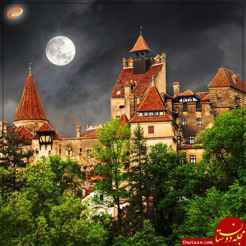 www.dustaan.com قلعه دراکولا کجاست؟ +عکس
