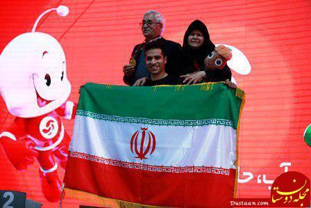 دومی ایران در رقابت های آسیایی دو و میدانی داخل سالن