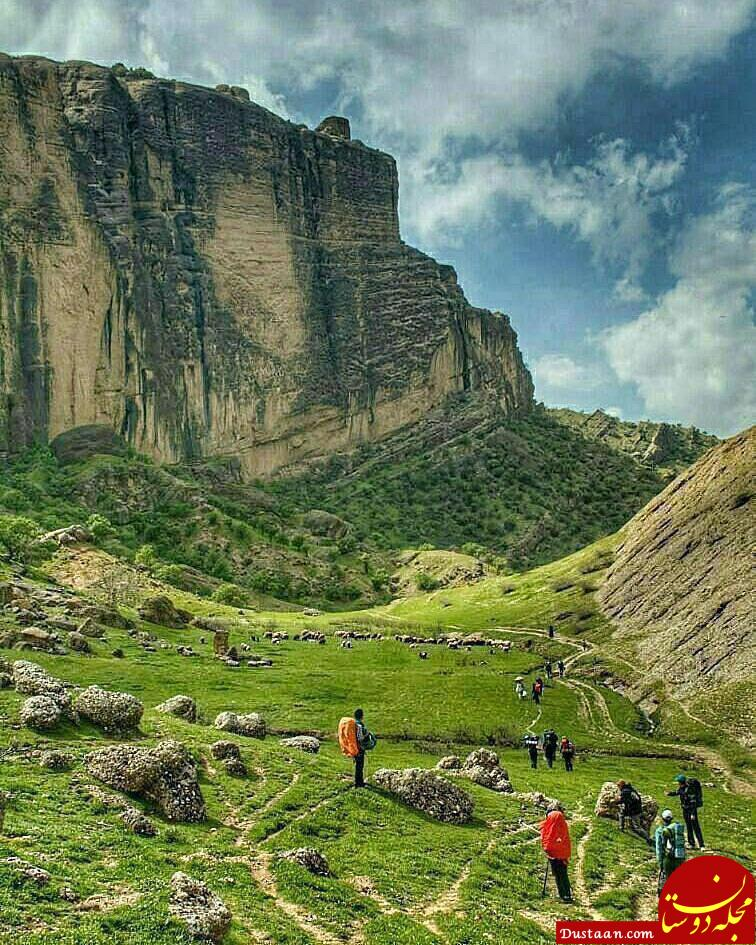 www.dustaan.com تصویری دیدنی از دژ محمدعلی خان در دزفول