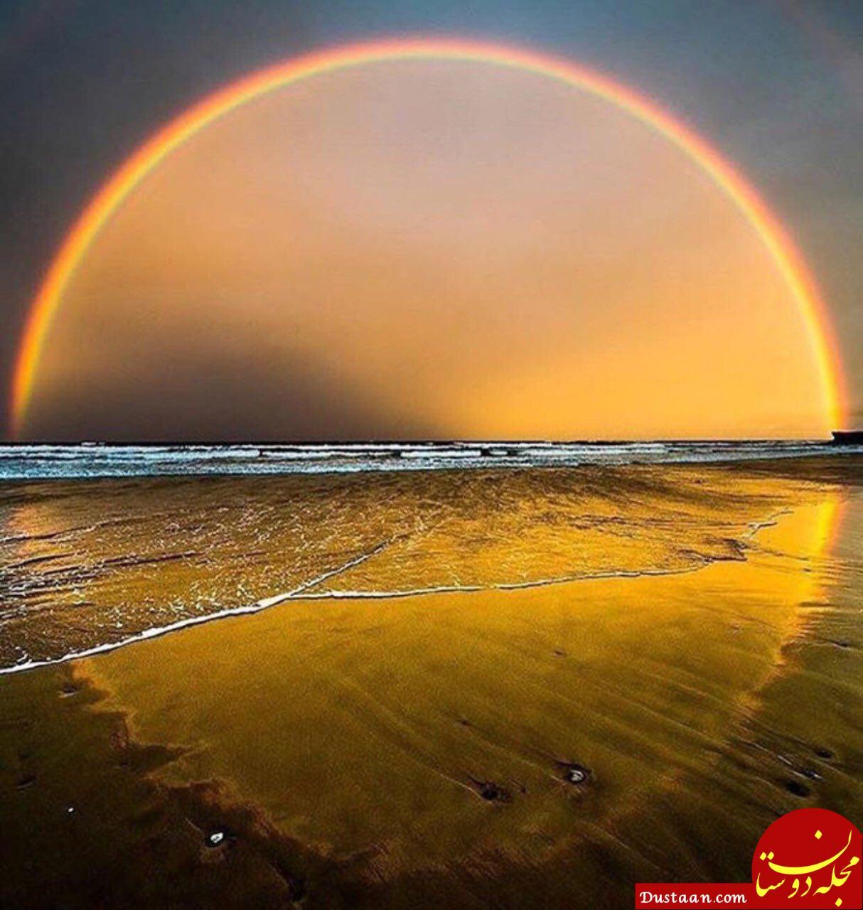 www.dustaan.com رنگین کمان چیست و چگونه می توان رنگین کمان ساخت؟ +عکس