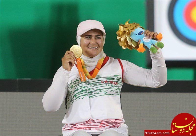 www.dustaan.com زهرا نعمتی نامزد دریافت جایزه روز جهانی زن شد