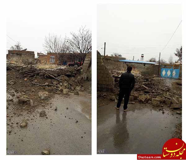www.dustaan.com خسارات سیل در استان آذربایجان غربی +عکس