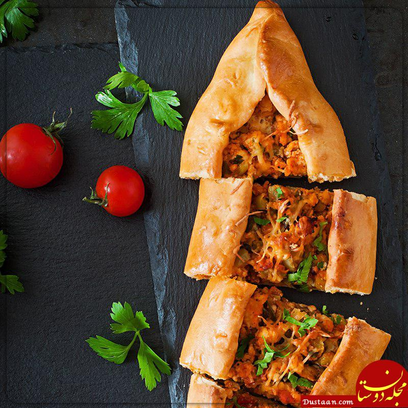 www.dustaan.com معروف ترین غذاهای ترکیه +عکس