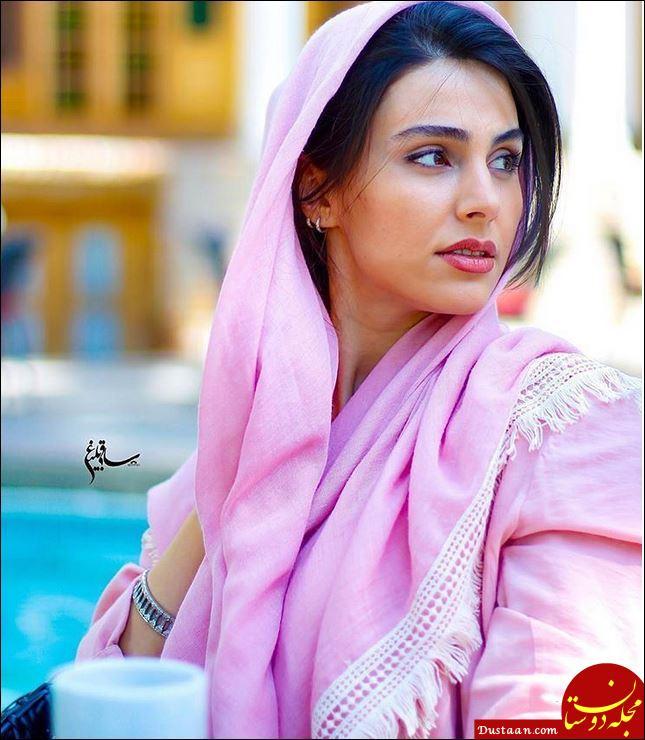 www.dustaan.com بیوگرافی لاله مرزبان بازیگر نقش آفرین سریال آنام +تصاویر