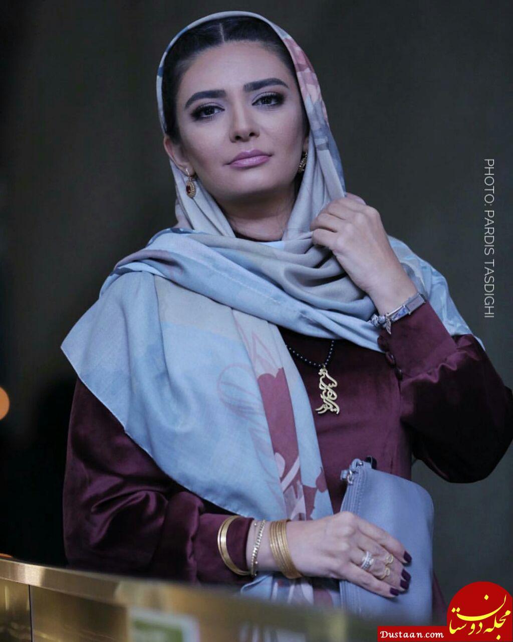 www.dustaan.com عکس های زیبای لیندا کیانی در جشنواره فیلم فجر +گالری تصاویر