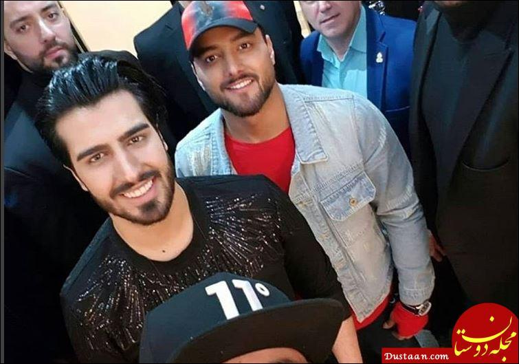 www.dustaan.com بیوگرافی امیر مقاره و رهام هادیان خواننده های ماکان بند +تصاویر