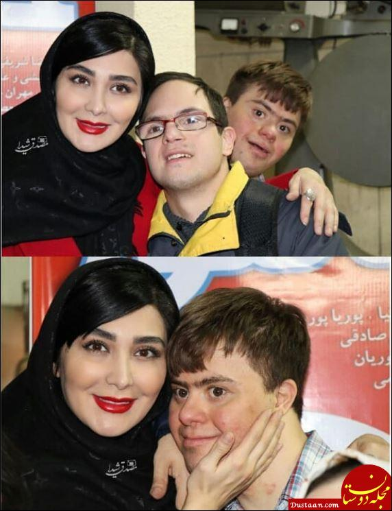 www.dustaan.com بیوگرافی و عکس های جدید و جذاب مریم معصومی