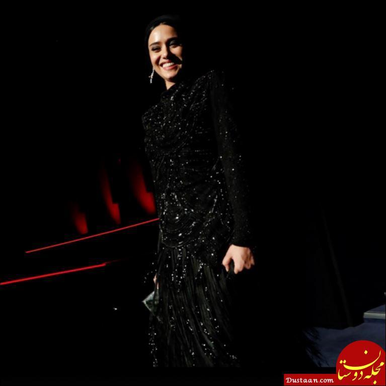 www.dustaan.com عکس های جدید پریناز ایزدیار در جشنواره برلین +تصاویر